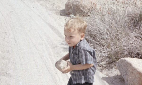 Young Mr. Cash discovers Rock