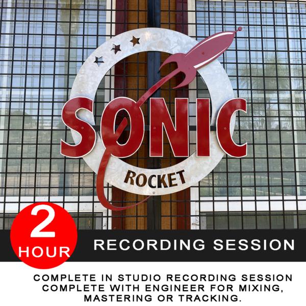 2hr-Recording-Session