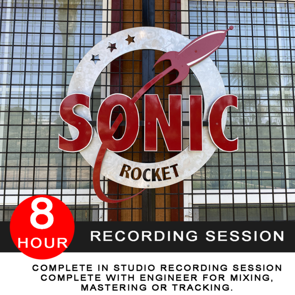 8hr-Recording-Session