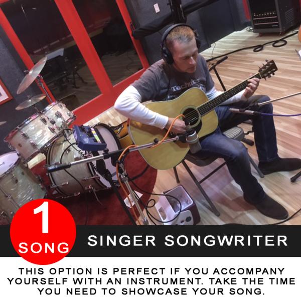 One-Song-Singer-Songwriter